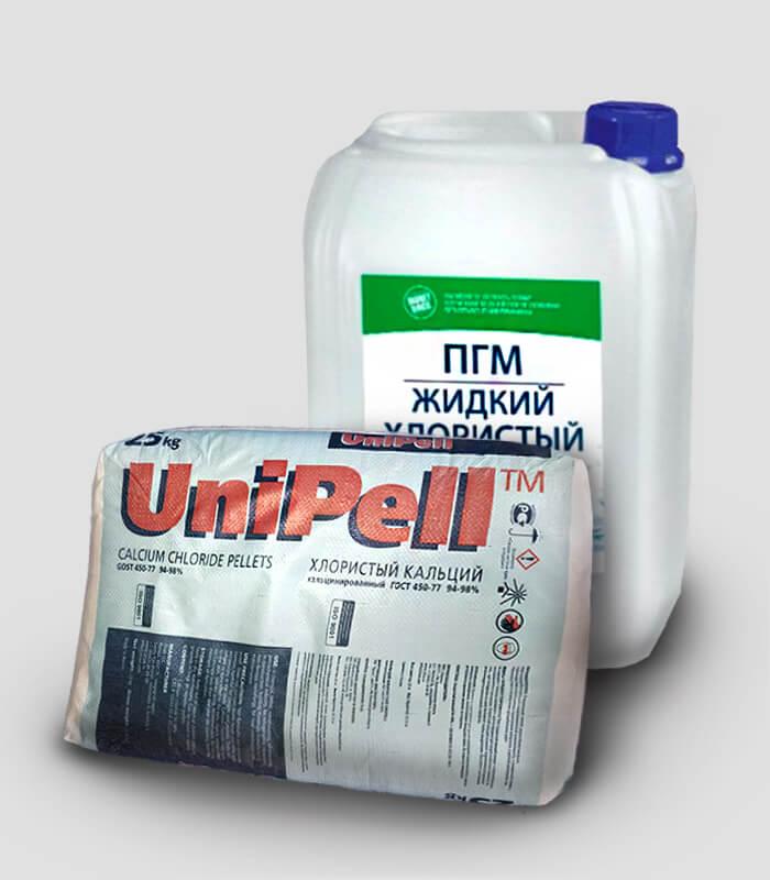 Химические продукты для нефтедобычи